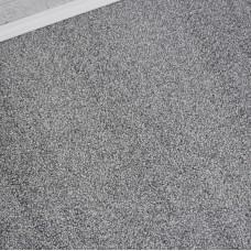 Abingdon Lasting Romance Silver Cloud Saxony Carpet Remnant 1.8m x 4m - MT570