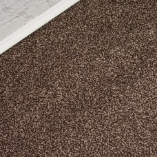 Ruby Saxony Brown Tapestry Carpet