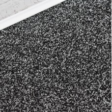 Rutland Starlight Black Silver Twist Pile Carpet