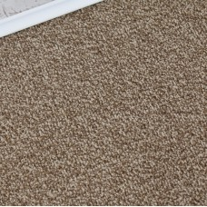 Rutland Oak Brown Twist Pile Carpet