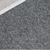 Sonic Light Grey Berber Loop Carpet