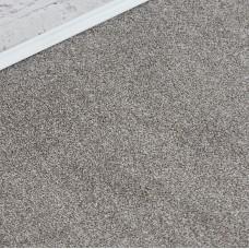 Texas Soft Touch Mink Silver Grey Saxony Carpet