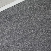 Texas Soft Touch Shiny Silver Saxony Carpet