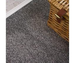 Tucson Dark Grey Twist Pile Carpet