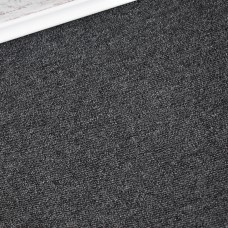Vienna Anthracite Loop Carpet Tile