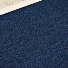 Vienna Blue Loop Carpet Tile