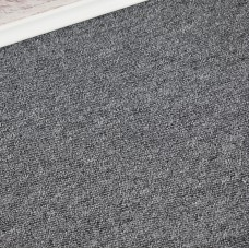 Vienna Grey Loop Carpet Tile